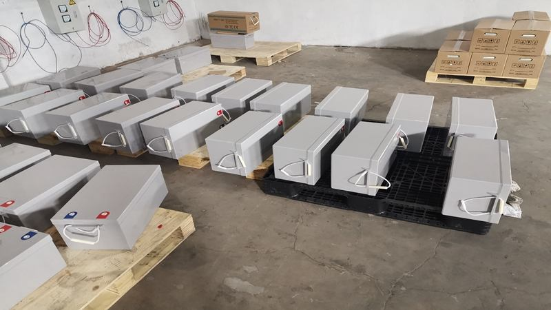 12v 100ah 200ah 250ah deep cycle battery