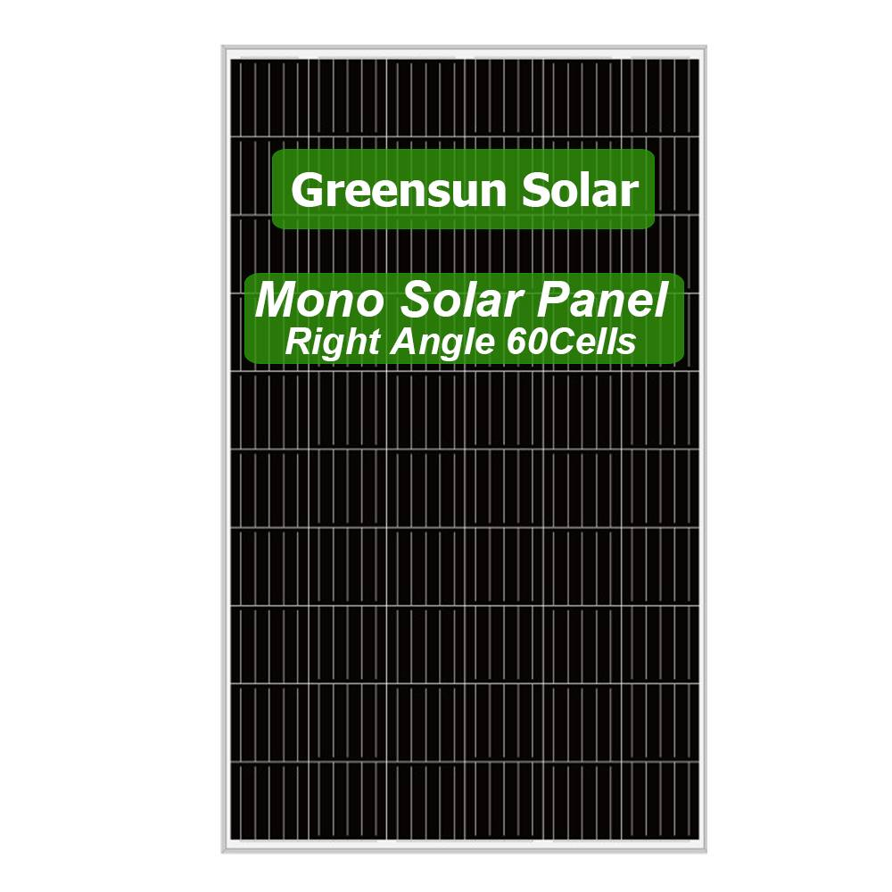 full square solar panels