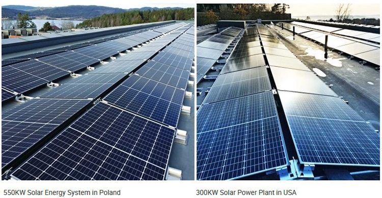 300kw solar power system