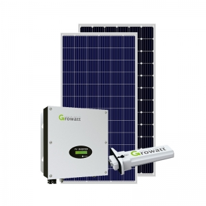 Grid tied solar power systems
