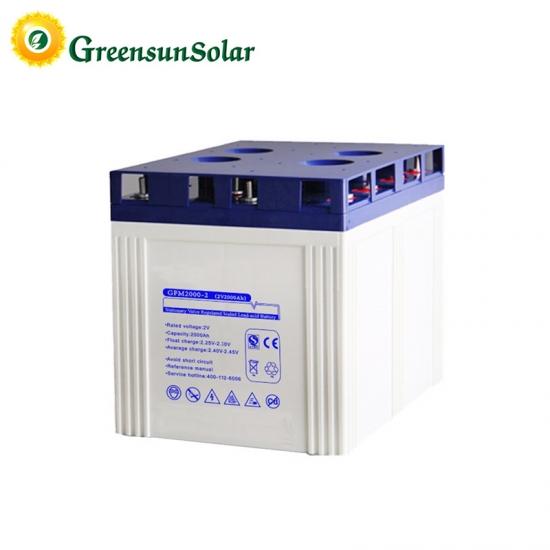 buy 2V 2000AH home solar power battery storage australia