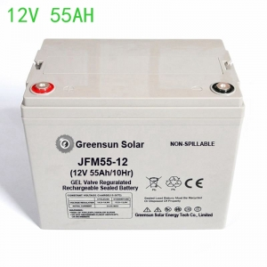 agm battery 55ah