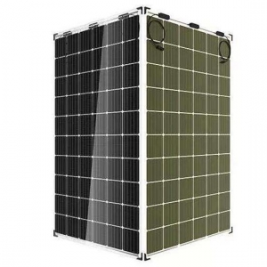 Bifacial PERC Double solar modules 60cells