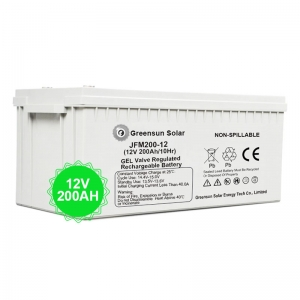 storage battery 12v 200ah