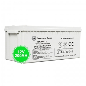 agm battery supplier