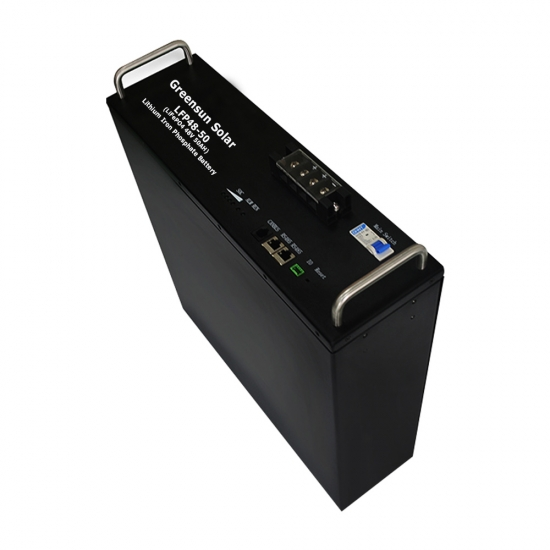 48v 50ah lithium battery pack