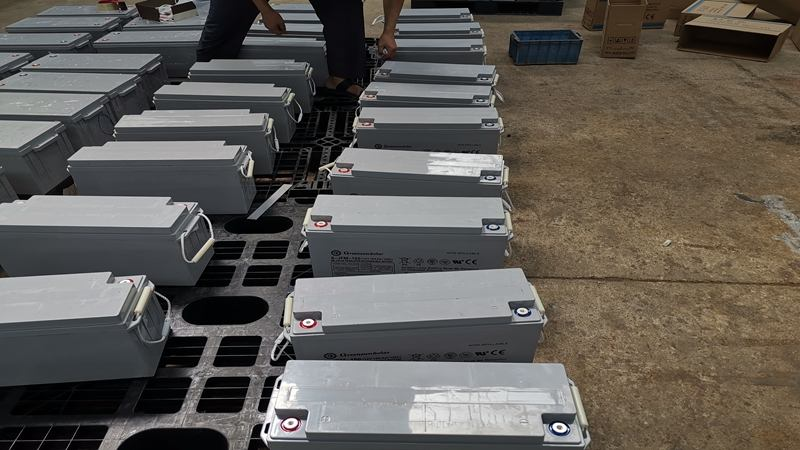 12v 100ah 200ah 250ah Deep Cycle Battery to USA