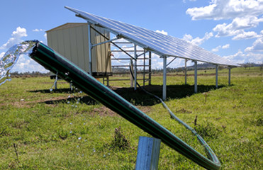 What are the advantages and disadvantages of solar pumping system?
