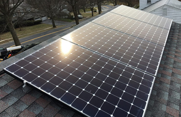 What are the different types of solar panels?